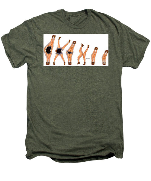 Men's Premium T-Shirt - Evolution