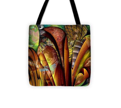 Expose - Tote Bag