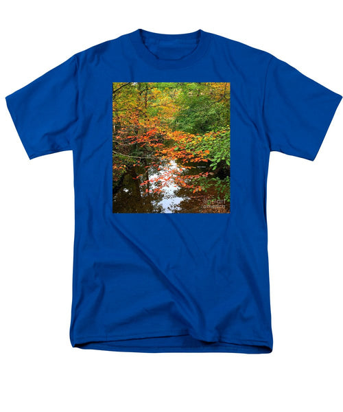 Men's T-Shirt  (Regular Fit) - Fall Is In The Air