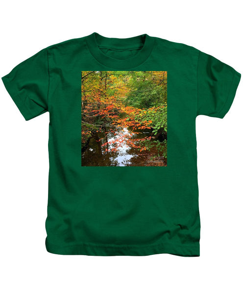 Kids T-Shirt - Fall Is In The Air