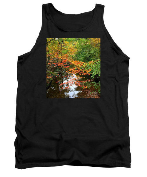 Tank Top - Fall Is In The Air