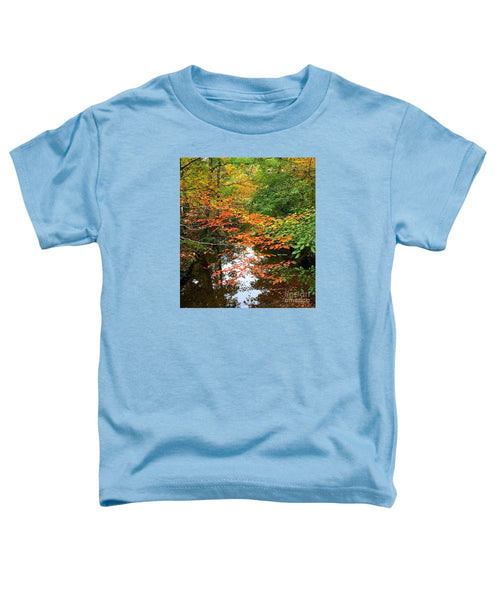 Toddler T-Shirt - Fall Is In The Air