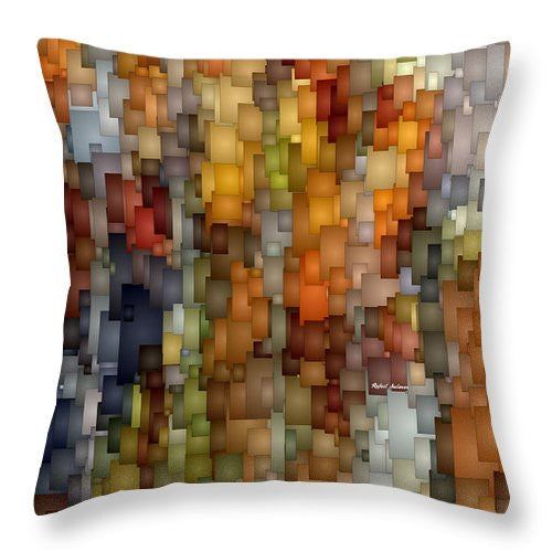 Throw Pillow - Fallen Leaves