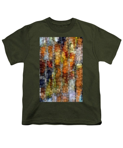 Youth T-Shirt - Fallen Leaves
