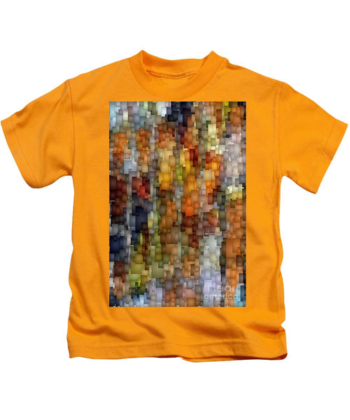 Kids T-Shirt - Fallen Leaves