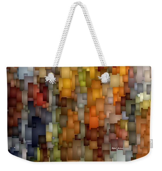 Weekender Tote Bag - Fallen Leaves