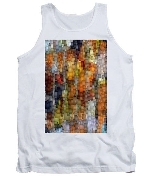 Tank Top - Fallen Leaves