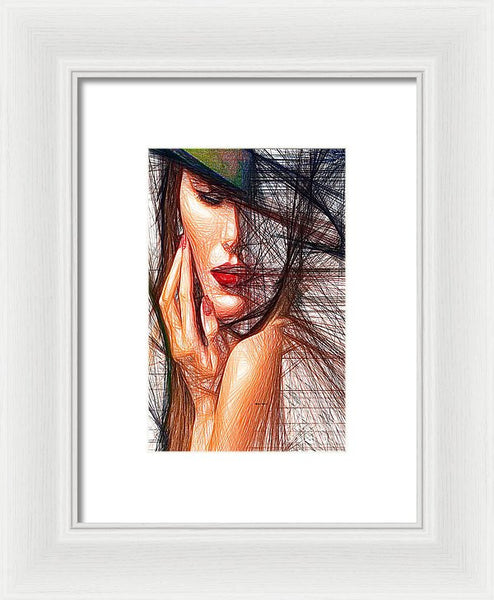 Framed Print - Fashion Flair