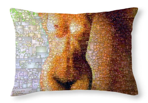 Throw Pillow - Feeling Rejuvenated