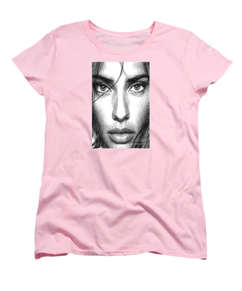 Women's T-Shirt (Standard Cut) - Female Expressions 936