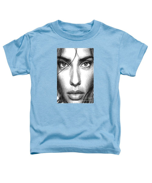 Toddler T-Shirt - Female Expressions 936