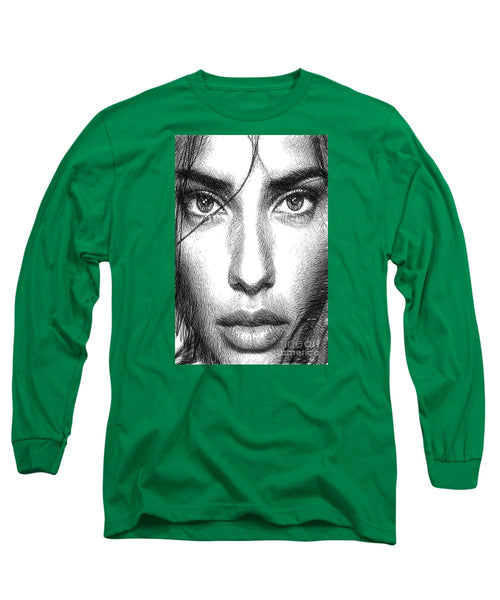 Long Sleeve T-Shirt - Female Expressions 936
