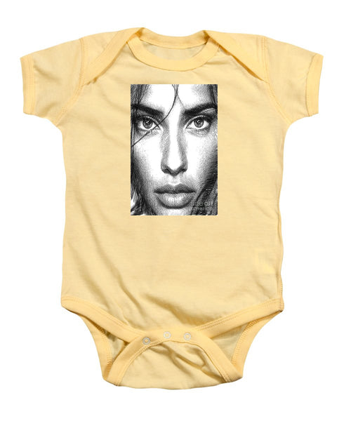 Baby Onesie - Female Expressions 936