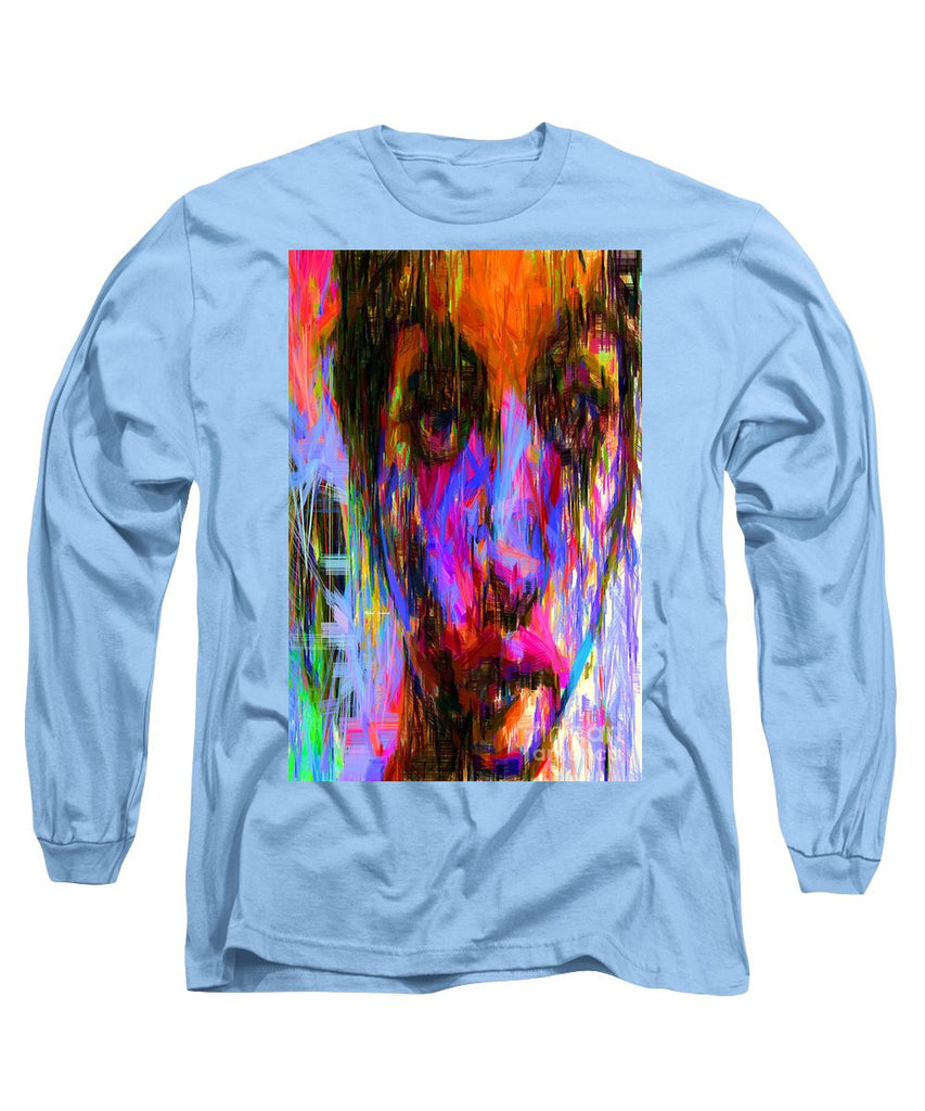 Long Sleeve T-Shirt - Female Portrait 0130