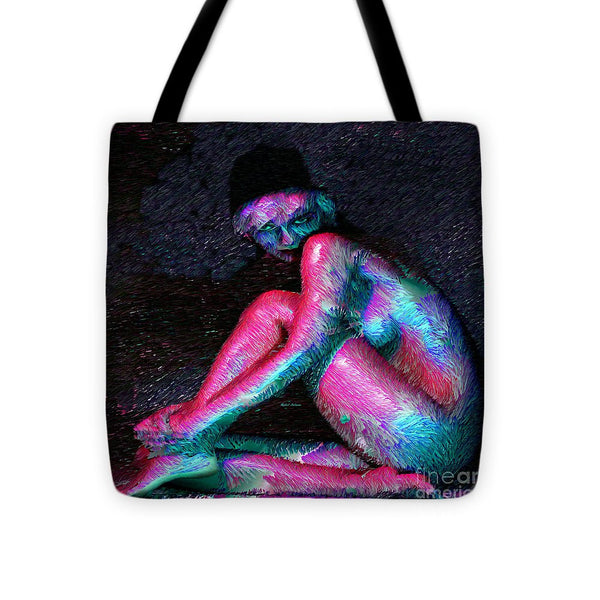Tote Bag - Female Posing