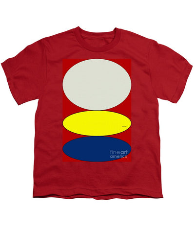 Floating Circles - Youth T-Shirt
