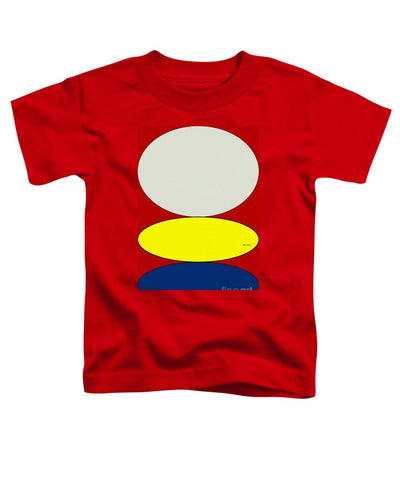 Floating Circles - Toddler T-Shirt
