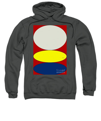 Floating Circles - Sweatshirt