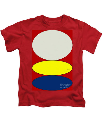 Floating Circles - Kids T-Shirt