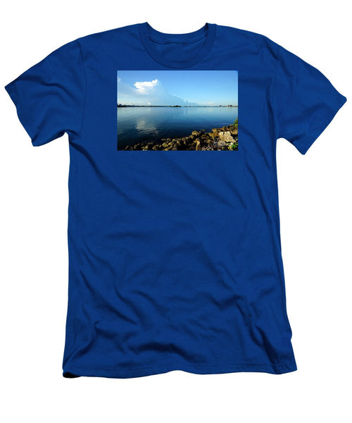 Men's T-Shirt (Slim Fit) - Florida Panorama