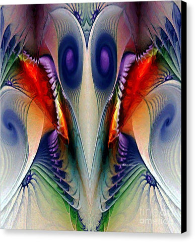 Canvas Print - Fractal Mask