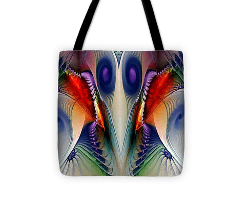 Tote Bag - Fractal Mask