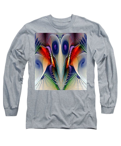 Long Sleeve T-Shirt - Fractal Mask