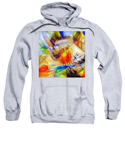 Fragment Of Crying Abstraction - Sweatshirt