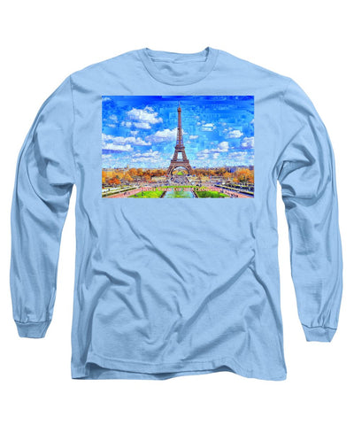 France - Russia World Cup Champions 2018 - Long Sleeve T-Shirt