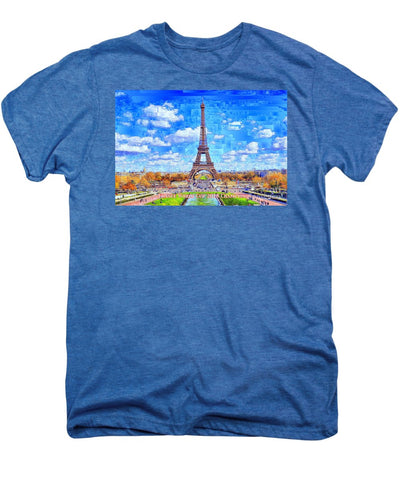 France - Russia World Cup Champions 2018 - Men's Premium T-Shirt
