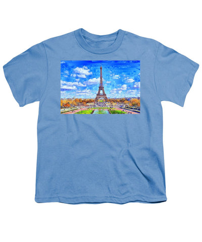 France - Russia World Cup Champions 2018 - Youth T-Shirt