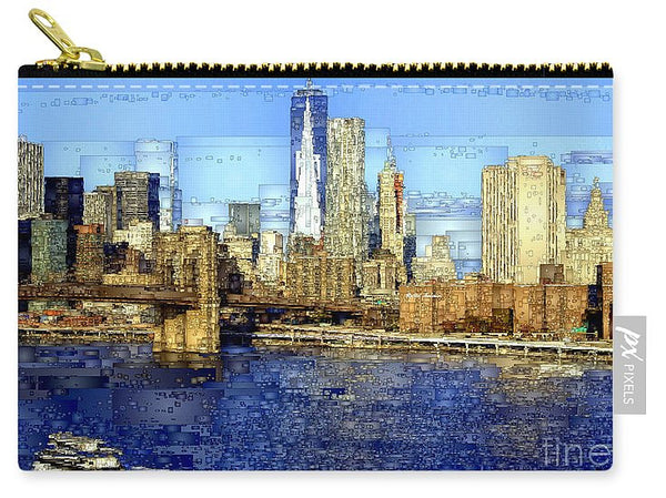 Carry-All Pouch - Freedom Tower In New York City