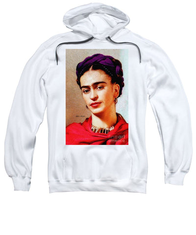 Frida In Red - Sweatshirt