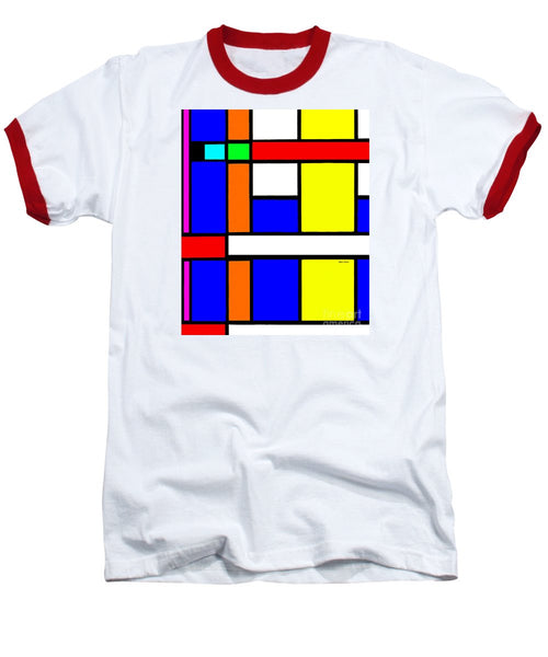 Baseball T-Shirt - Geometric 9706