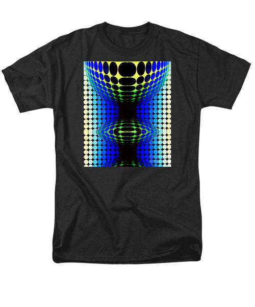 Men's T-Shirt  (Regular Fit) - Geometric 9713