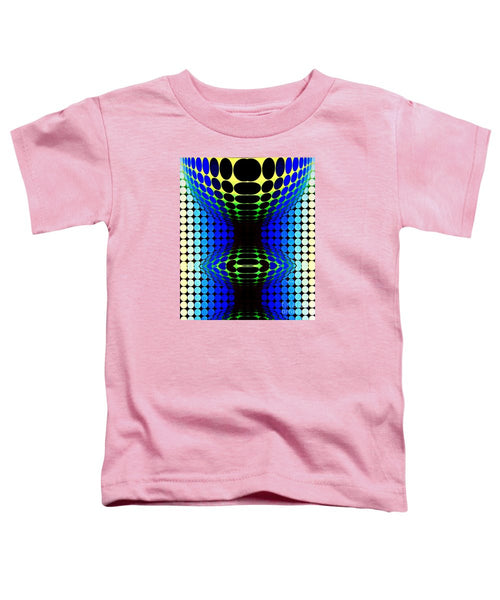 Toddler T-Shirt - Geometric 9713