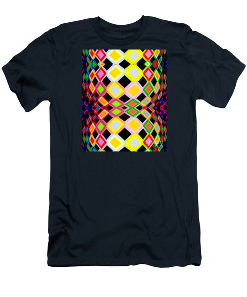 Men's T-Shirt (Slim Fit) - Geometric 9716
