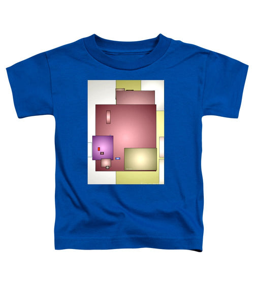Toddler T-Shirt - Geometric Abstract 0790_54