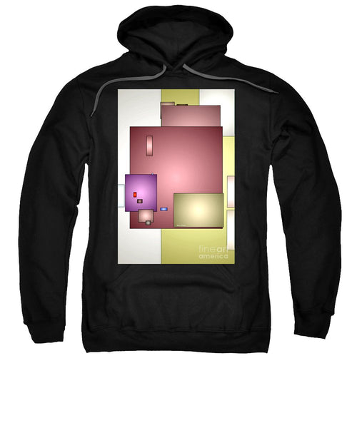 Sweatshirt - Geometric Abstract 0790_54