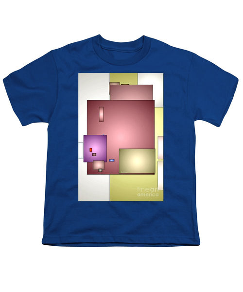 Youth T-Shirt - Geometric Abstract 0790_54