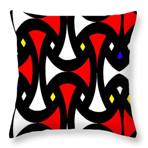 Got My Eyes On You Too - Throw Pillow