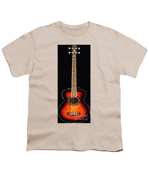 Youth T-Shirt - Guitar 0818