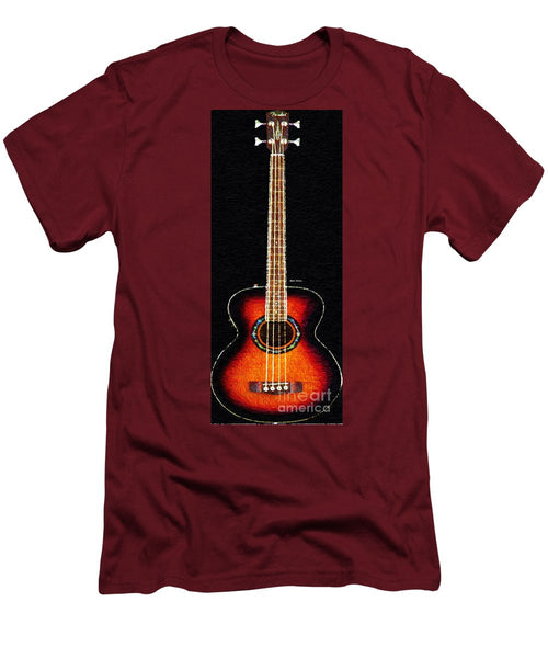 Men's T-Shirt (Slim Fit) - Guitar 0818