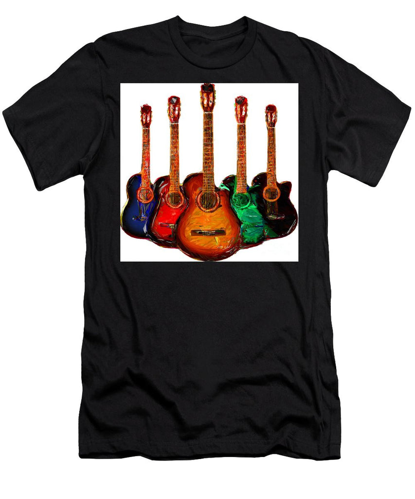Men's T-Shirt (Slim Fit) - Guitar Collection