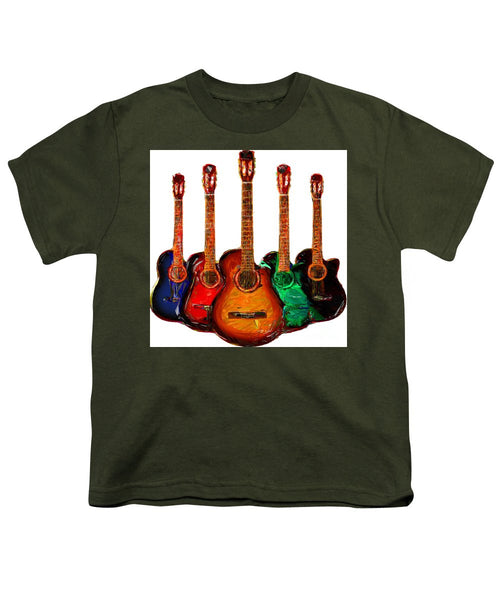 Youth T-Shirt - Guitar Collection