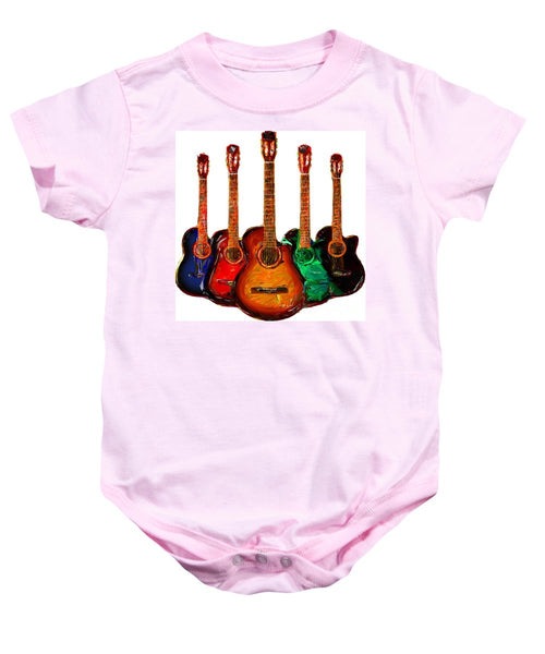 Baby Onesie - Guitar Collection