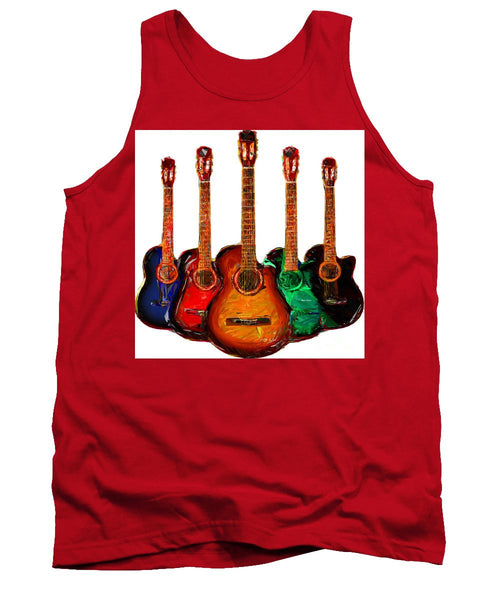 Tank Top - Guitar Collection