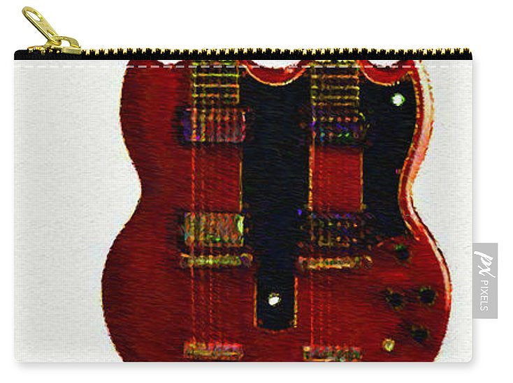 Carry-All Pouch - Guitar Duo 0819