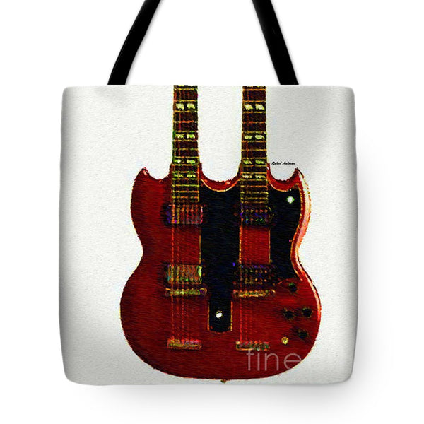 Tote Bag - Guitar Duo 0819