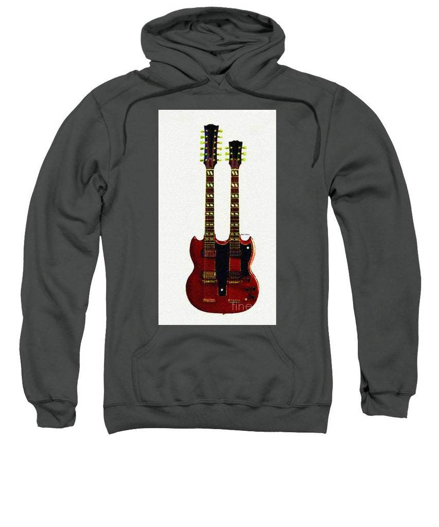 Sweatshirt - Guitar Duo 0819